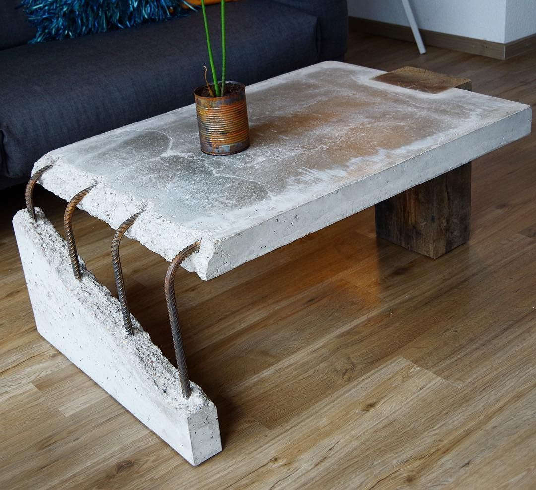 мебели бетон